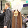 The Women's Basketball team wins the 2012-13 America East Conference Championship against UMBC.  Photographer: Paul Miller