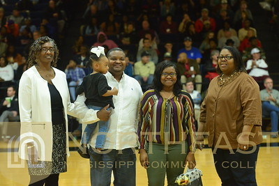 2017-02-16 WBB Sophomore Women's Basketball Recognition