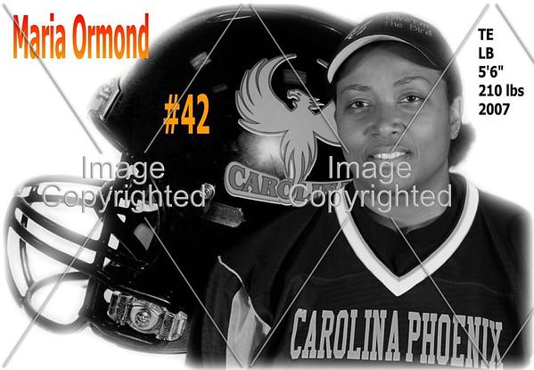 MARIA ORMOND #42
