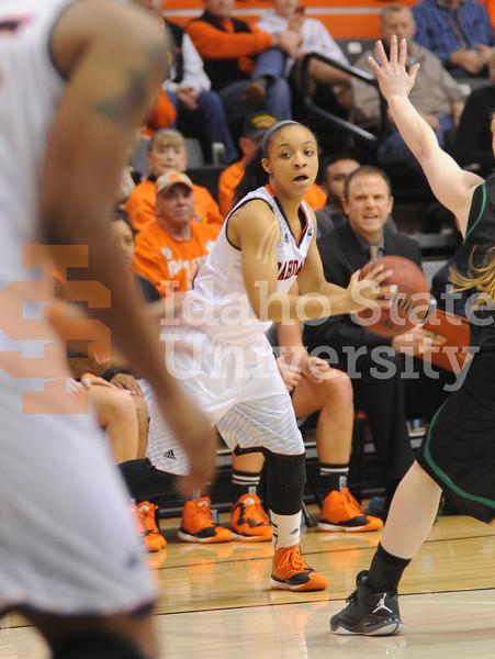 Womens Basketball vs North Dakota 2015