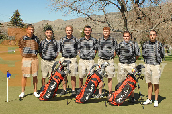Golf Team Shot 4/13