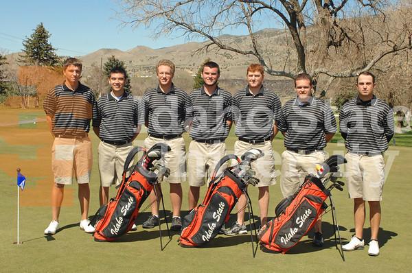 Golf Team Shot 4/13