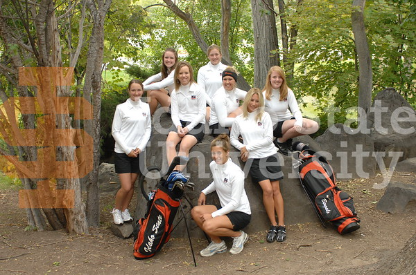 Golf Team Shots 10/03