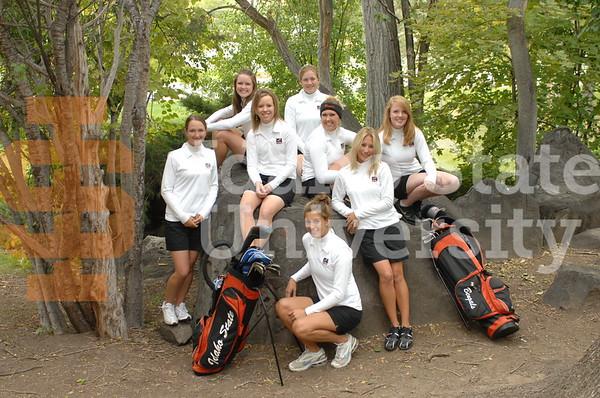Golf Team Shots 10/03