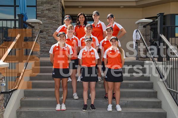 ISU Women's Golf vs Weber State