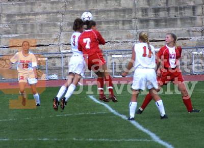 ISU Soccer 10/11
