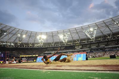 Athletics World Cup 2018, London, UK