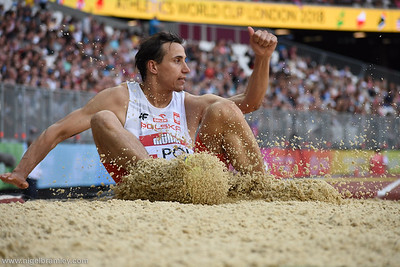 London, UK. 14th July, 2014. Xx runs a best time of xxx to win the xxx metres at the Athletics World Cup 2018.
