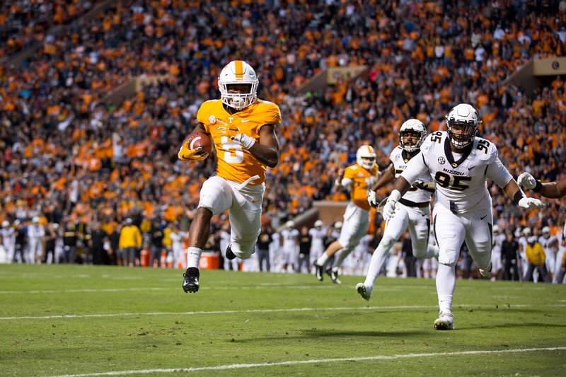 KNOXVILLE, TN - 2018.11.17 - Tennessee vs. Missouri