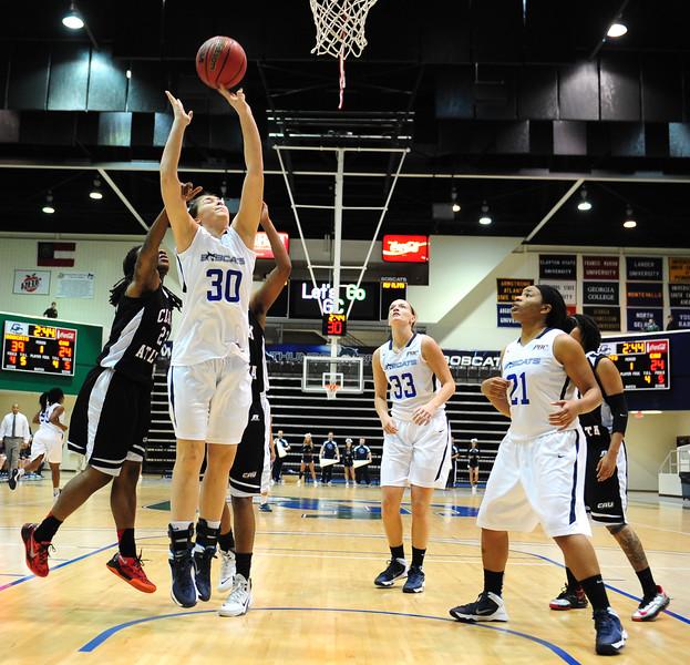 Basketball GC vs Clark Atlanta