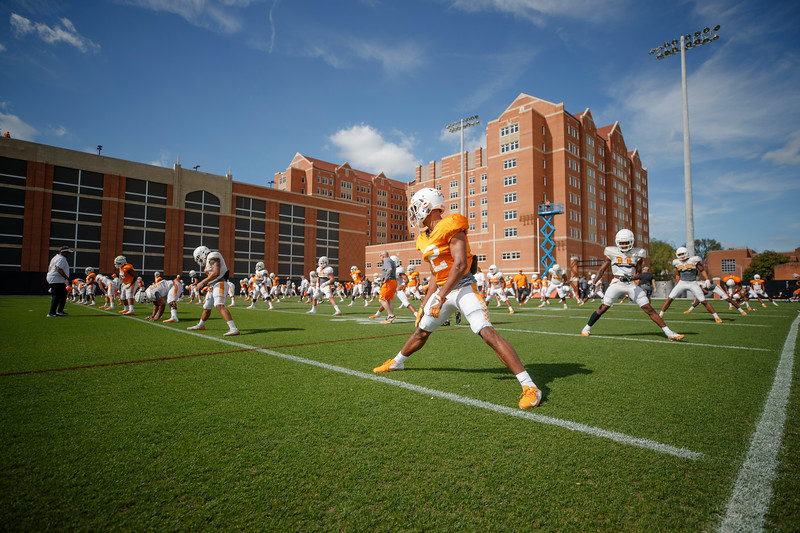 KNOXVILLE, TN - 2019.04.09 - Spring Practice