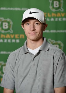 2017-18 Belhaven University Golf team