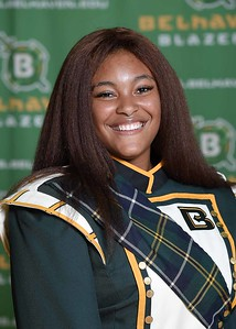 Belhaven University Marching Band -  September 21, 2017