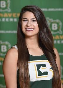 Belhaven University Cheerleaders -  September 21, 2017