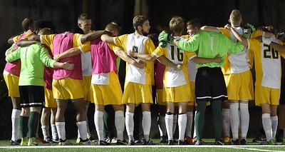 Belhaven University men's soccer vs. Concordia -  September 28, 2017