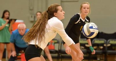 Belhaven University v. Rust College volleyball - Friday, September 8, 2017