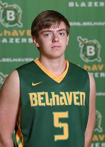 2017 Belhaven University Blazers Basketball