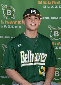 2017 Belhaven University Baseball team
