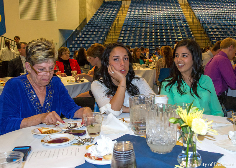 2013 Athletics Banquet
