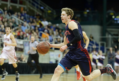 CHS Boys vs Red River 2015 State Semifinal