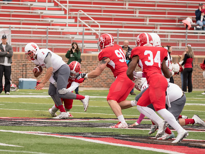 MSUM Dragons vs MSU Beavers 10/24/15