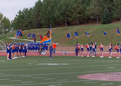 U of Mary vs Winona State 9/24/2016