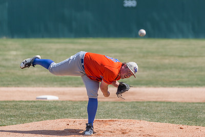 U of Mary Baseball 5-5-2018