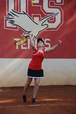 ISSAAA Tennis Tournament 2013