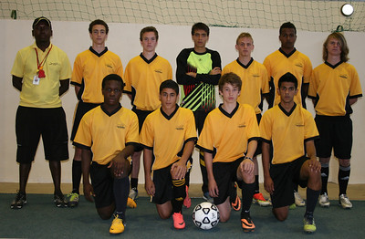 ISSEA Soccer 2013