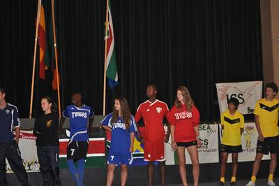 ISSEA Soccer 2012