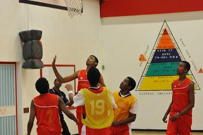 U16 Boys Basketball v. St. Joseph