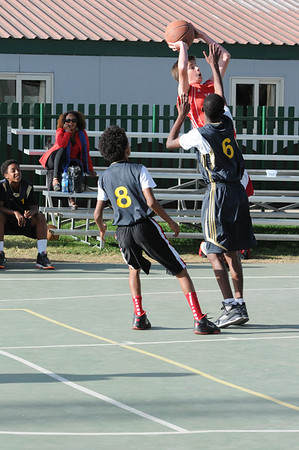 U19 Boys Basketball vs Greek 2013.12.17
