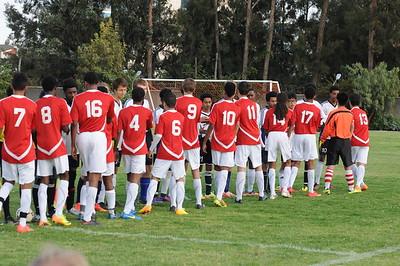 U19 Boys Soccer