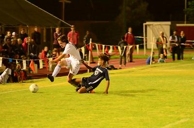 U19 Boys Soccer Final vs Bingham