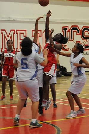 U19 Girls Basketball vs Greek