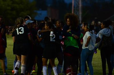 U19 Girls Soccer Final vs Bingham