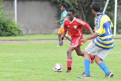 U19 Soccer Tournament Boys & Girls 2013.10.05