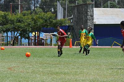 VB Soccer Scrimmage 2012