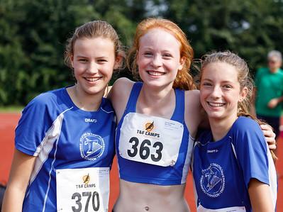 Meisjes D Junioren AV Passat 3 kamp 26 Aug 2017