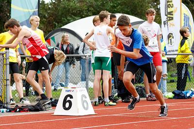 Jongens C 800m