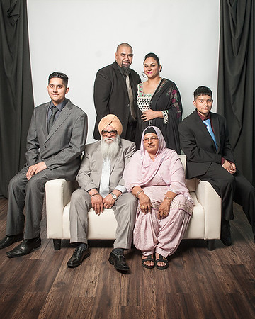 Athwal Family Session