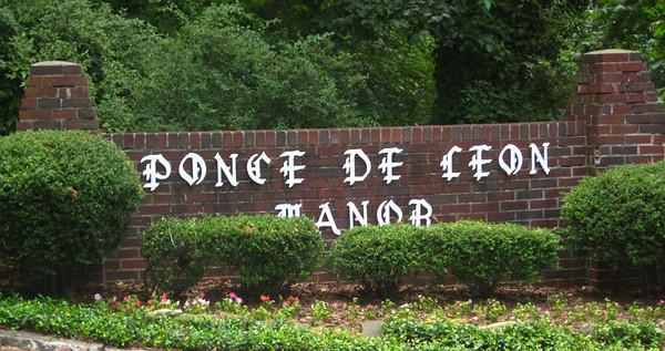 Ponce De Leon Manor-Atlanta GA