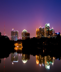 Midtown from Piedmont Park!