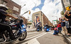 Lewis motorocade Aubrn Ave