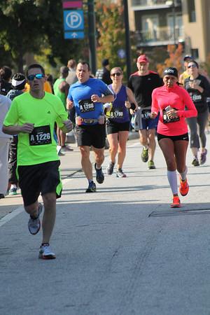 Atlanta Marathon Debbie 10-27-13