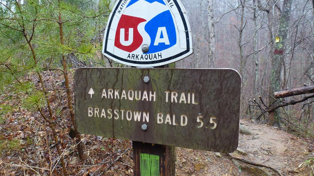 Arkaquah Trail (Atlanta Outdoor Club)