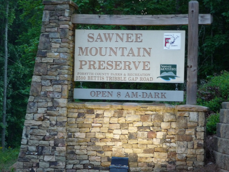 Sawnee Mountain (Atlanta Outdoor Club)