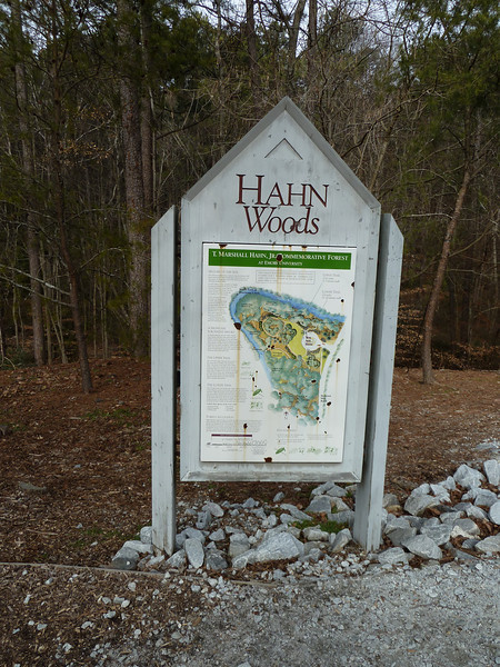 Hahn Woods, Atlanta Outdoor Club