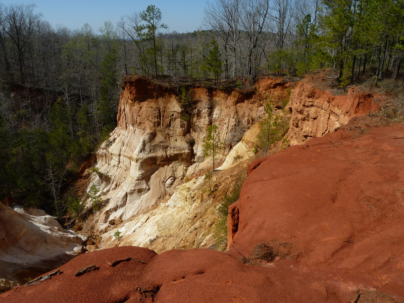Providence Canyon (Atlanta Outdoor Club)