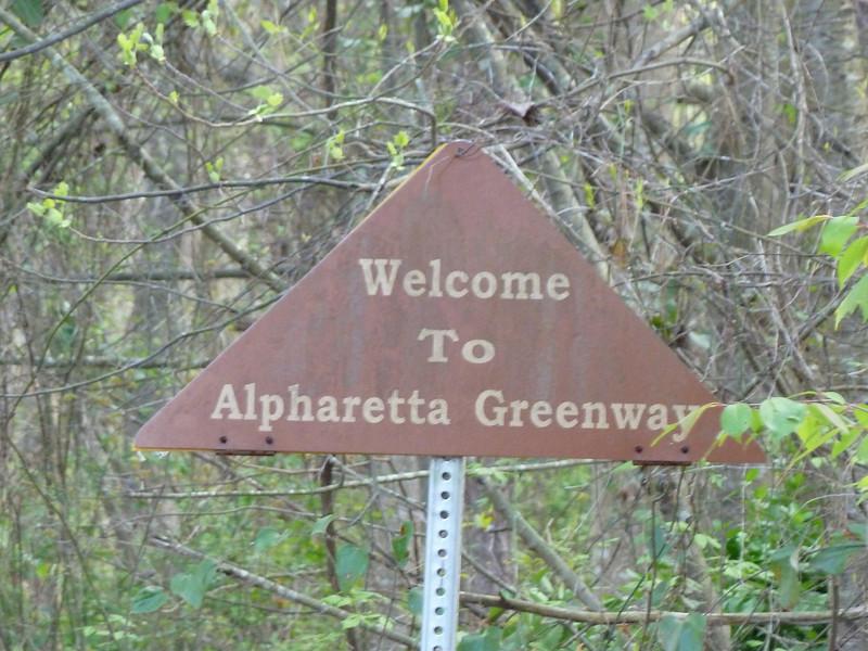The Alpharetta Big Creek Greenway